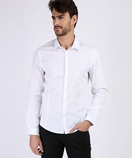 Camisa-Social-Masculina-Slim-Manga-Longa-Branca-9664861-Branco_1