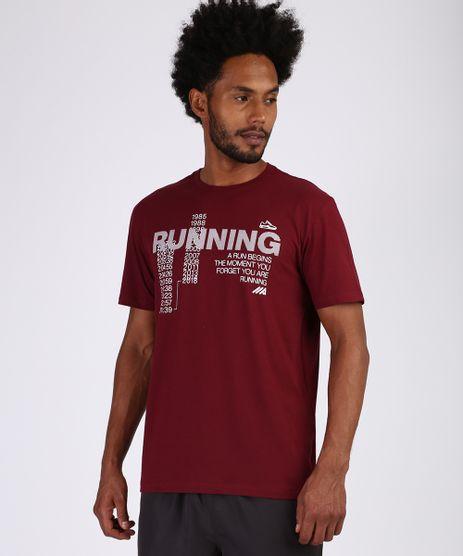 Camiseta-Masculina-Esportiva-Ace--Running--Manga-Curta-Gola-Careca-Vinho-9944284-Vinho_1