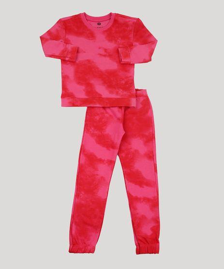 Conjunto-de-Moletom-Infantil-Mindset-Blusa-Estampada-Tie-Dye---Calca-Jogger-Pink-9954581-Pink_1