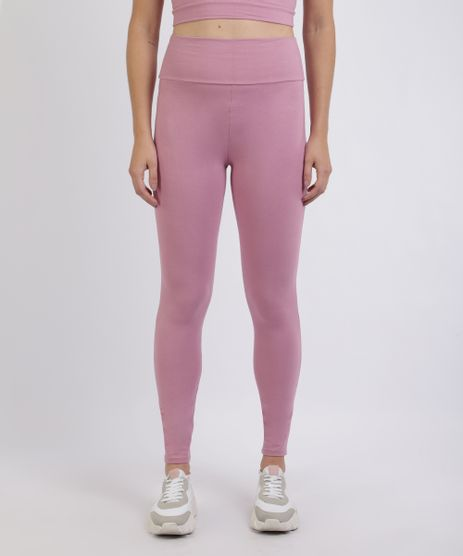 Calca-Legging-Feminina-Mindset-Cos-Largo-Cintura-Media-Rose-9955010-Rose_1