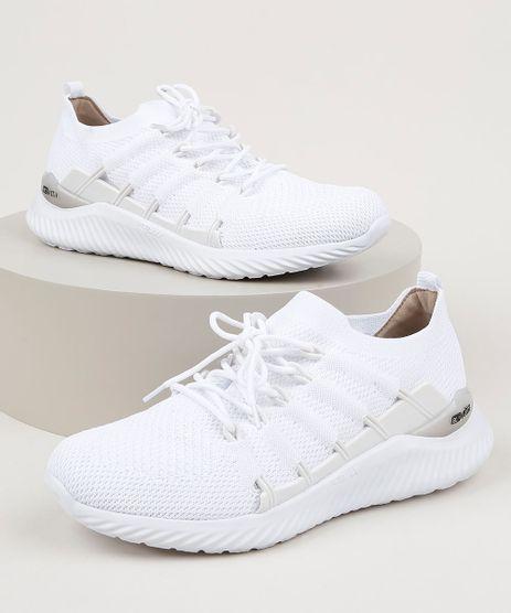 Tenis-Masculino-Activitta-Esportivo-Knit-com-Cadarco-Branco-9958333-Branco_1