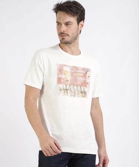 Camiseta-Masculina--Poster-Brahma-chopp--Manga-Curta-Gola-Careca-Branca-9956460-Branco_1