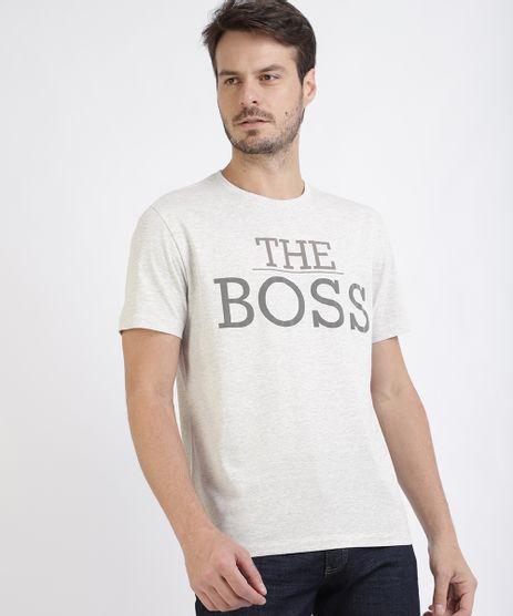 Camiseta-Masculina-Tal-Pai-Tal-Filho--The-Boss--Manga-Curta-Gola-Careca-Cinza-Mescla-Claro-9956629-Cinza_Mescla_Claro_1