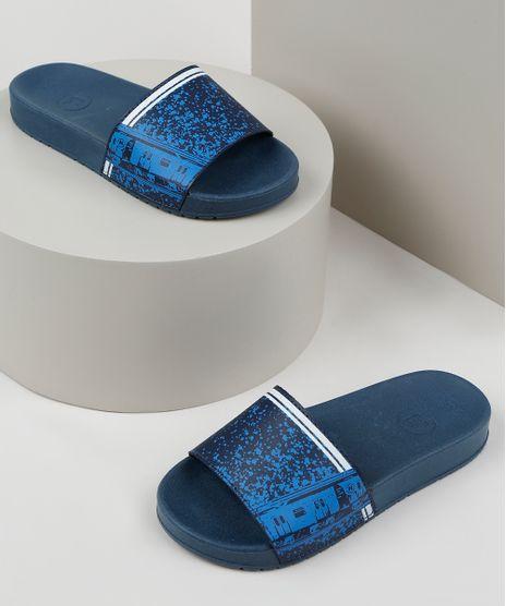 Chinelo-Slide-Infantil-Molequinho-Estampado-Azul-9959423-Azul_1