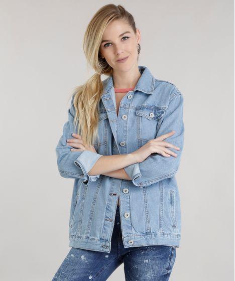 e40a9cb32c Jaqueta-Jeans-Azul-Claro-8704099-Azul_Claro_1 ...