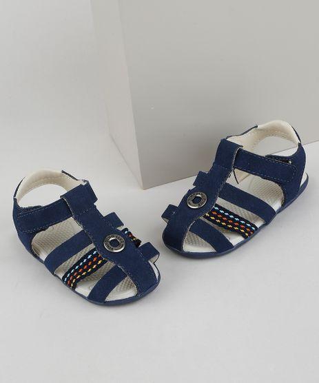 Sandalia-Papete-Infantil-Pimpolho-com-Velcro-Azul-Marinho-9959669-Azul_Marinho_1
