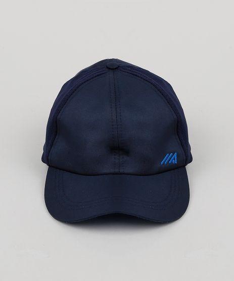 Bone-Masculino-Esporte-Ace-Aba-Curva-Microfibra-com-Bordado-com-Protecao-UV-Azul-Marinho-9380437-Azul_Marinho_1