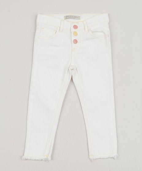 Calca-de-Sarja-Infantil-Reta-com-Botoes-Off-White-9736009-Off_White_1