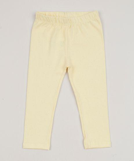 Calca-Legging-Infantil-com-Glitter-Amarela-9956147-Amarelo_1