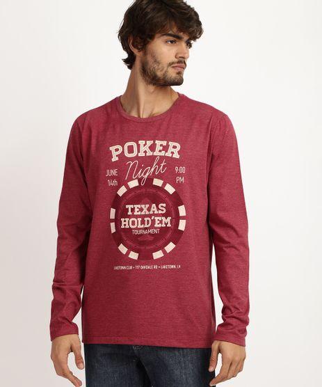 Camiseta-Masculina-Poker-Manga-Longa-Gola-Careca-Vinho-9958232-Vinho_1