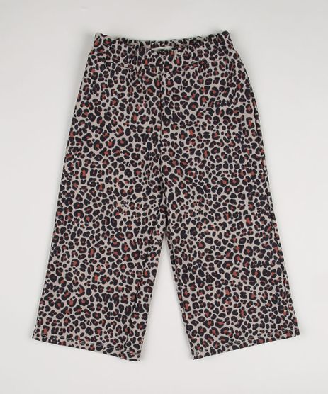 Calca-Infantil-Pantacourt-Estampada-Animal-Print-Bege-9955315-Bege_1