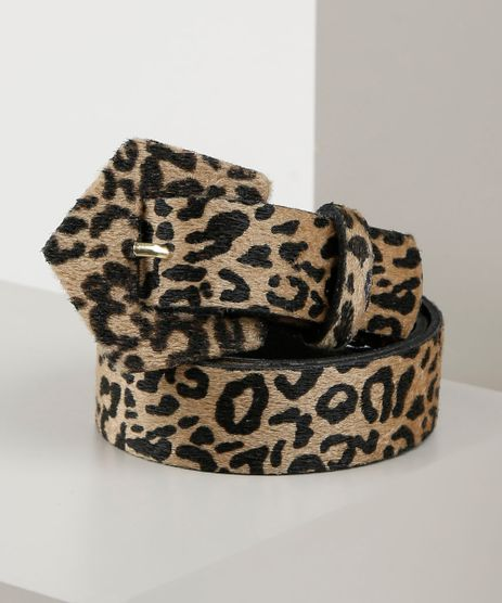 Cinto-Feminino-Animal-Print-Onca--Multicor-9945510-Multicor_1