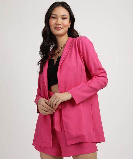 Blazer-Feminino-Alfaiataria-Alongado-Pink-9959456-Pink_1