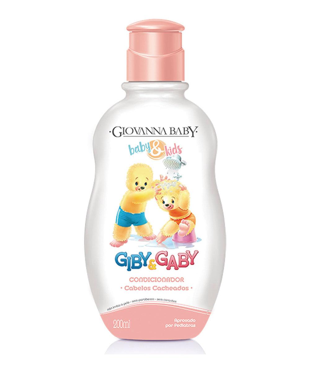 Condicionador Giovanna Baby - Baby & Kids - Cabelos Cacheados 200ml