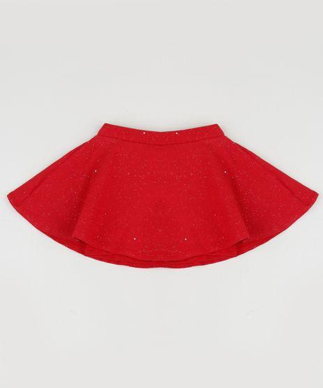 Short-Saia-Infantil-com-Glitter--Vermelha-9855683-Vermelho_1