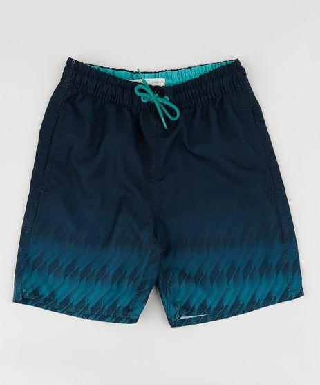 Bermuda-Surf-Infantil-Estampada-com-Bolsos-Azul-Escuro-9914905-Azul_Escuro_1