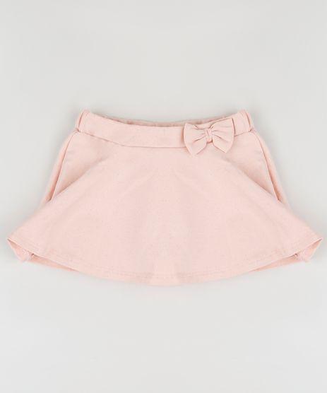 Short-Saia-Infantil-com-Brilho-e-Laco-Rosa-9943374-Rosa_1