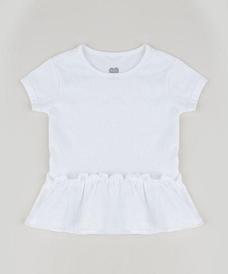 Blusa-Infantil-com-Babados-e-Glitter-Manga-Curta-Off-White-9953951-Off_White_1