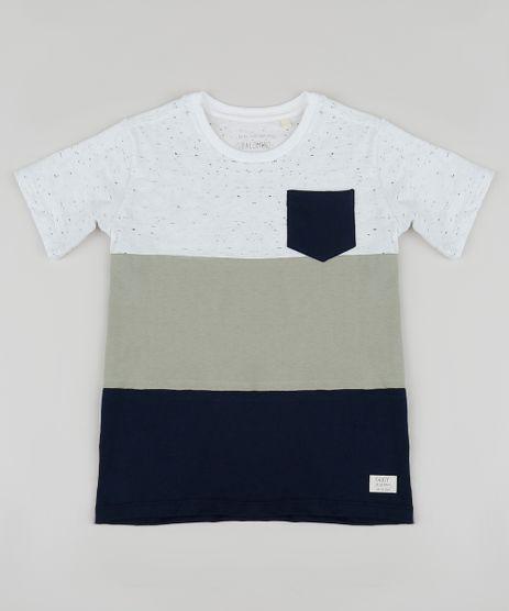 Camiseta-Infantil-Listrada-com-Bolso-Manga-Curta-Gola-Careca-Off-White-9954904-Off_White_1