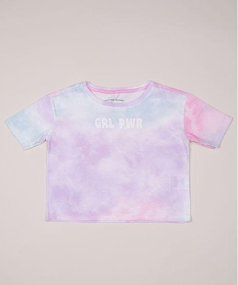 Blusa-Infantil-Cropped--Girl-Power--Estampada-Tie-Dye-Manga-Curta-Rosa-9956261-Rosa_1