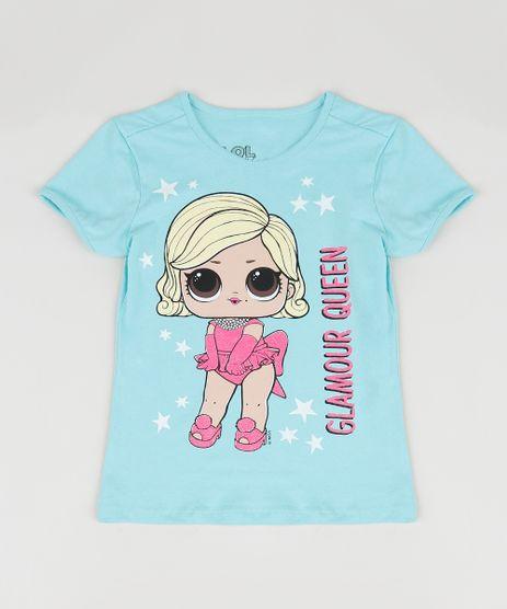 Blusa-Infantil-LOL-Surprise-Marilyn-Manga-Curta-Azul-Claro-9954808-Azul_Claro_1
