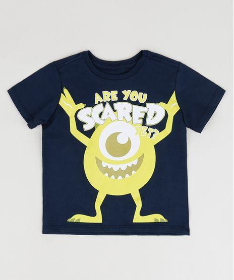 Camiseta-Infantil-Monstros-SA-Manga-Curta-Gola-Careca-Azul-Marinho-9957707-Azul_Marinho_1