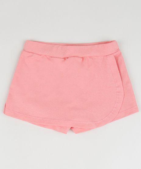 Short-Saia-Infantil-Envelope-com-Glitter-Coral-9956152-Coral_1