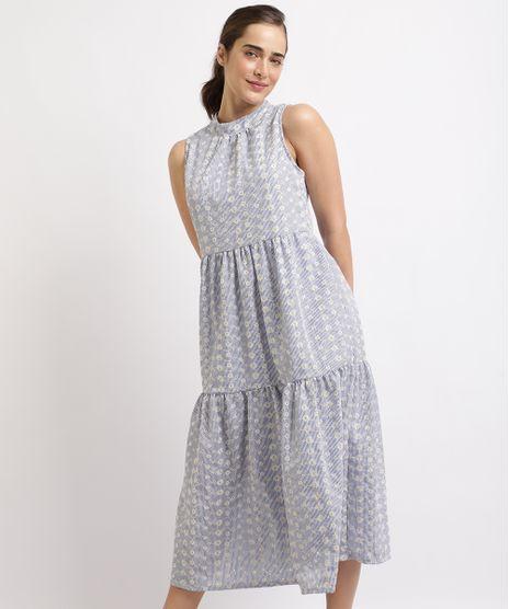 Vestido-Feminino-Mindset-Midi-Estampado-Floral-e-Listrado-Regata-Gola-Alta-com-Babado-Azul-9962177-Azul_1