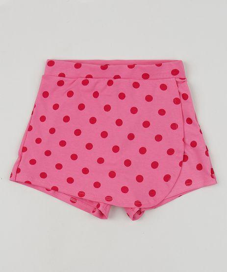 Short-Saia-Infantil-Envelope-Estampado-de-Poa-Rosa-9952880-Rosa_1