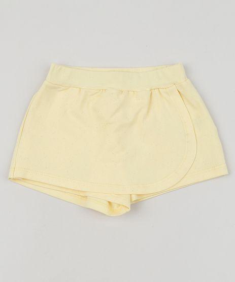Short-Saia-Infantil-Envelope-com-Glitter-Amarelo-9956155-Amarelo_1
