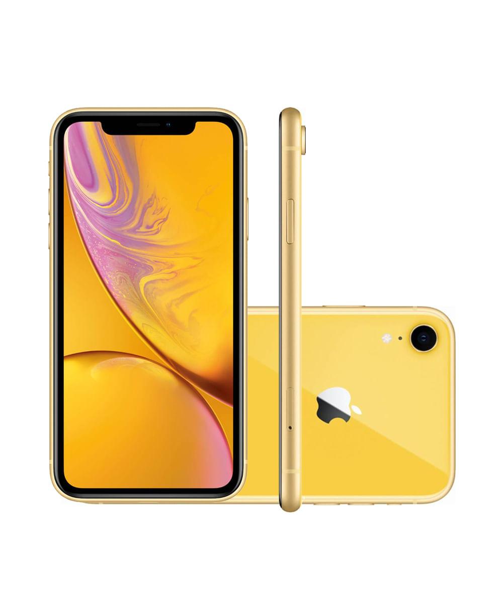 iPhone XR BR Apple 64GB Amarelo