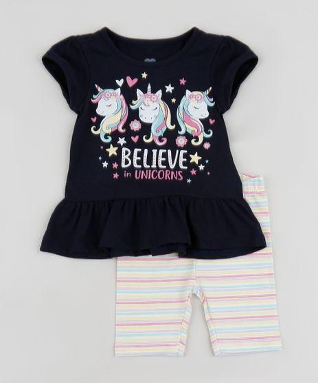 Conjunto-Infantil-Blusa-Unicornio-Manga-Curta-Azul-Marinho---Bermuda-Listrada-Ciclista-Azul-Marinho-9952731-Azul_Marinho_1