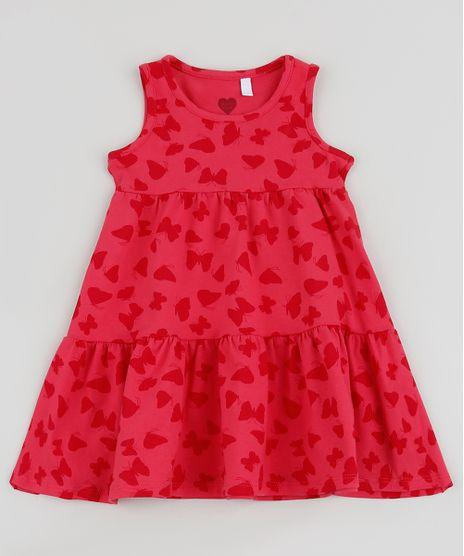 Vestido-Infantil-Estampado-de-Borboletas-Sem-Manga-Pink-9954173-Pink_1