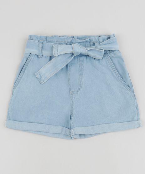 Short-Infantil-Clochard-com-Faixa-para-Amarrar-Azul-Claro-9959399-Azul_Claro_1