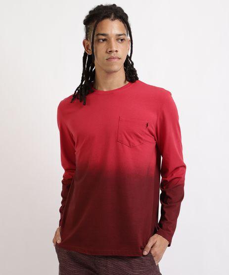 Camiseta-Masculina-Degrade-Dip-Dye-Manga-Longa-Gola-Careca-Vermelho-9952395-Vermelho_1