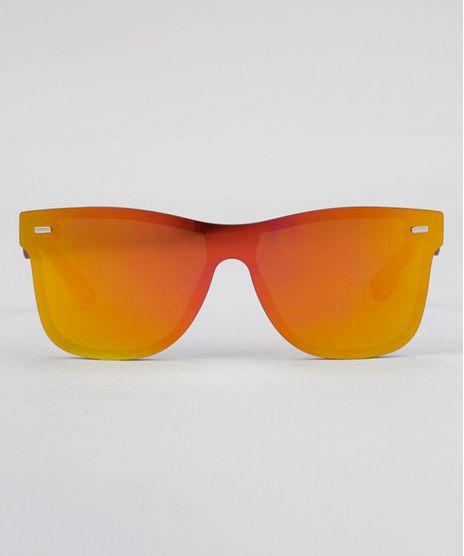 Oculos-de-Sol-Quadrado-Espelhado-Feminino-Oneself-Vermelho-8759649-Vermelho_1