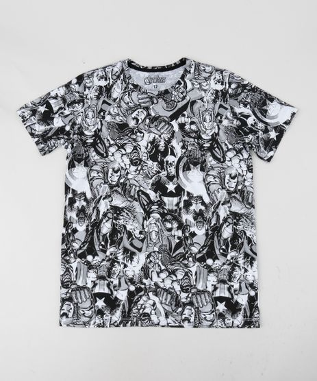 Camiseta-Juvenil-Os-Vingadores-Estampada-Manga-Curta-Off-White-9927282-Off_White_1