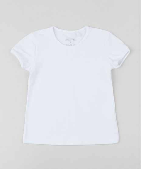 Blusa-Infantil-Basica-com-Glitter-Manga-Curta-Off-White-9927276-Off_White_1