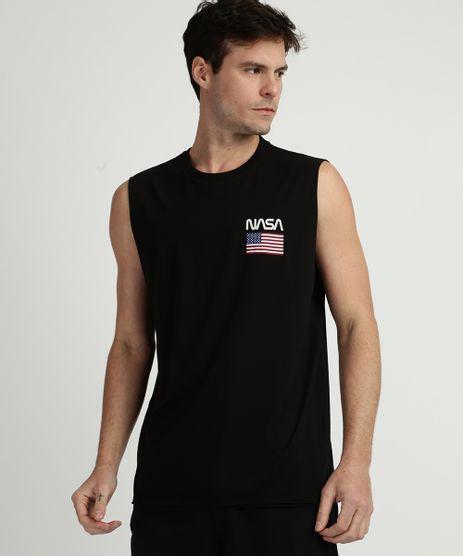 Regata-Masculina-NASA-Gola-Careca-Preta-9943167-Preto_1