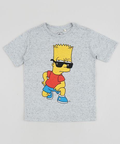 Camiseta-Infantil-Bart-Simpsons-Manga-Curta-Cinza-Mescla-9952989-Cinza_Mescla_1