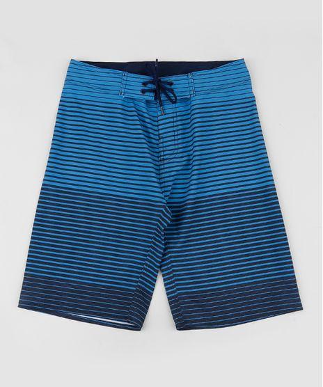 Bermuda-Surf-Juvenil-Listrado-com-Cordao-Azul-9954480-Azul_1