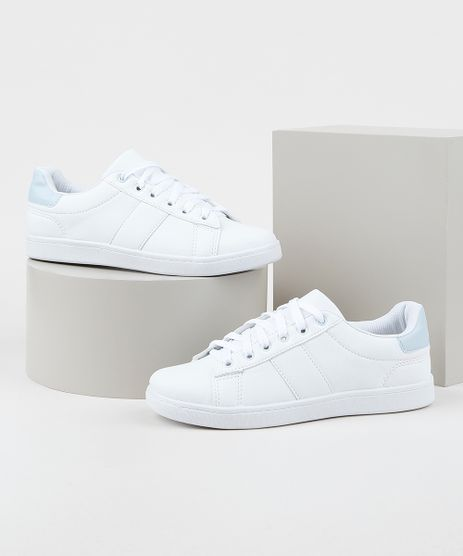 Tenis-Feminino-Oneself-com-Recorte-Colorido-Branco-9960633-Branco_1