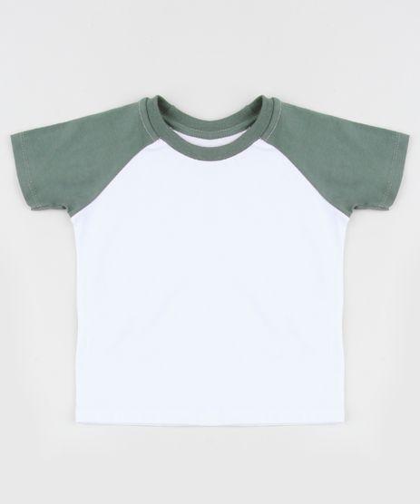 Camiseta-Infantil-Basica-Raglan-Manga-Curta-Verde-Militar-9961476-Verde_Militar_1