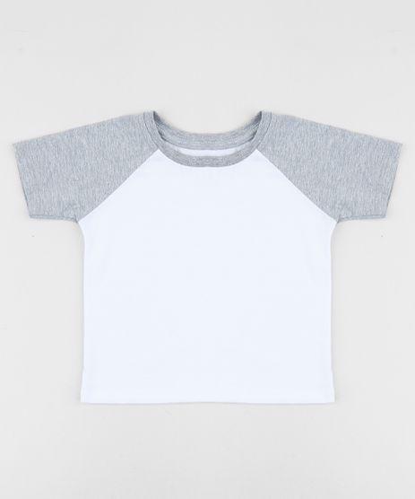 Camiseta-Infantil-Basica-Raglan-Manga-Curta-Cinza-Mescla-9961476-Cinza_Mescla_1