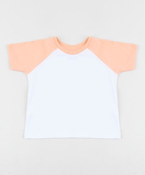Camiseta-Infantil-Basica-Raglan-Manga-Curta-Coral-9961476-Coral_1