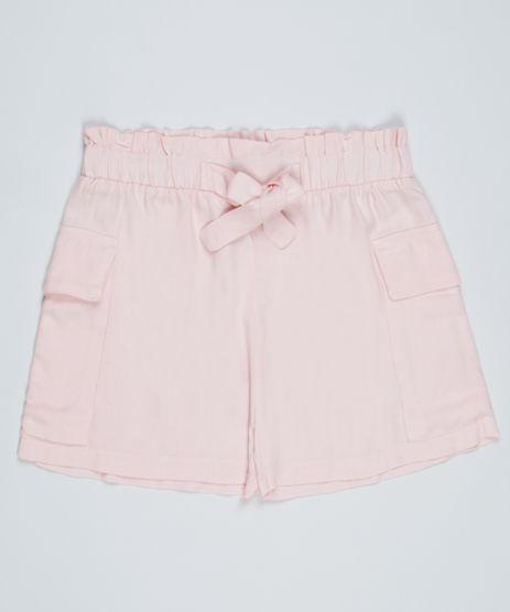 Short-Juvenil-Clochard-com-Faixa-para-Amarrar-Rosa-9963563-Rosa_1