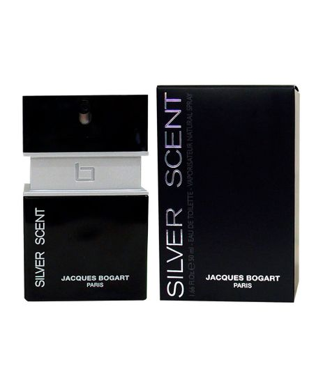 Perfume Silver Scent Jacques Bogart Masculino