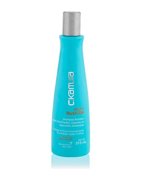 Shampoo-Argan-Ckamura-315ml-Unico-9954441-Unico_1