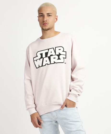 Blusao-de-Moletom-Masculino-Star-Wars-Rosa-9956620-Rosa_1