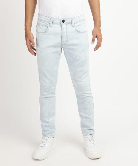 Calca-Jeans-Masculina-Skinny-com-Lavagem-Tie-Dye--Azul-9960987-Azul_1